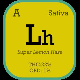 Lemony Lemon Haze autoflowering
