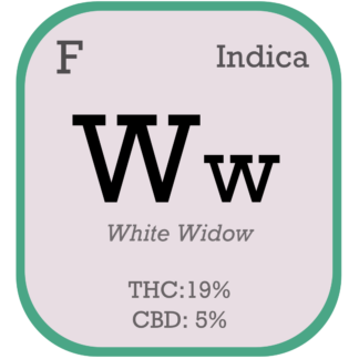 Feminized White Widow